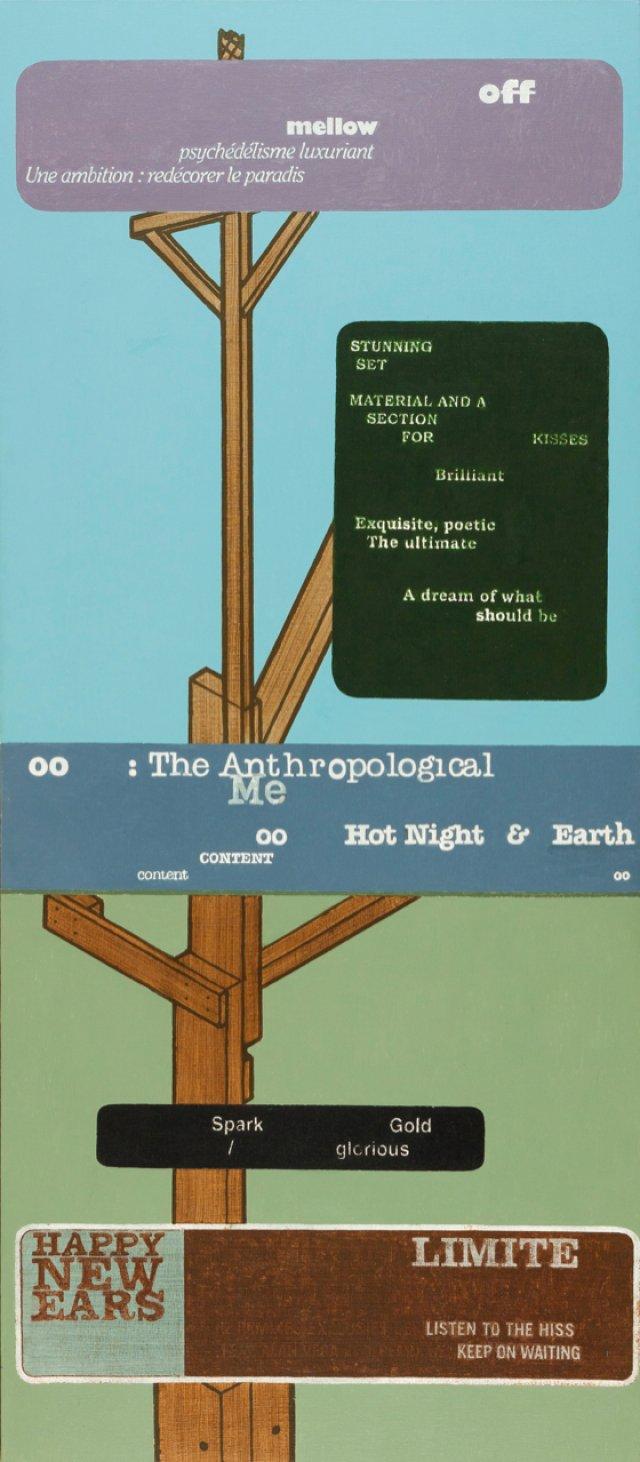 """Antropological me"""