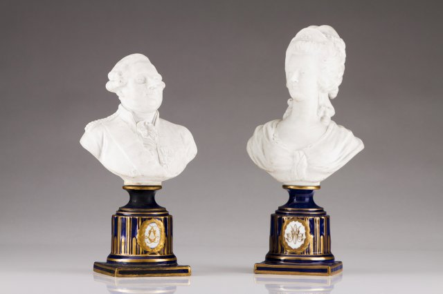 Maria Antonieta e Luís XVI