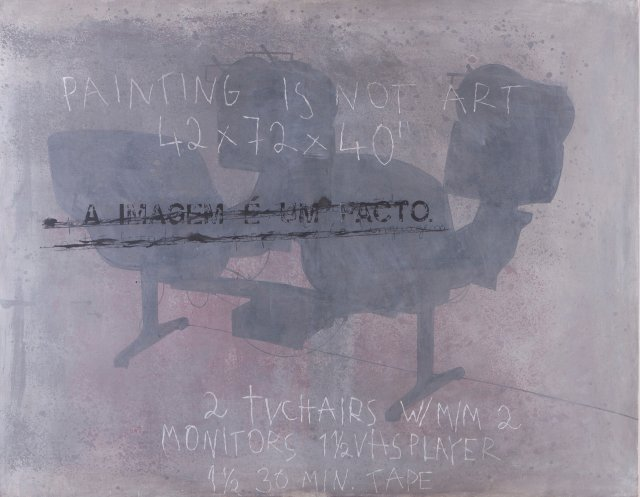 """Painting is not Art"""