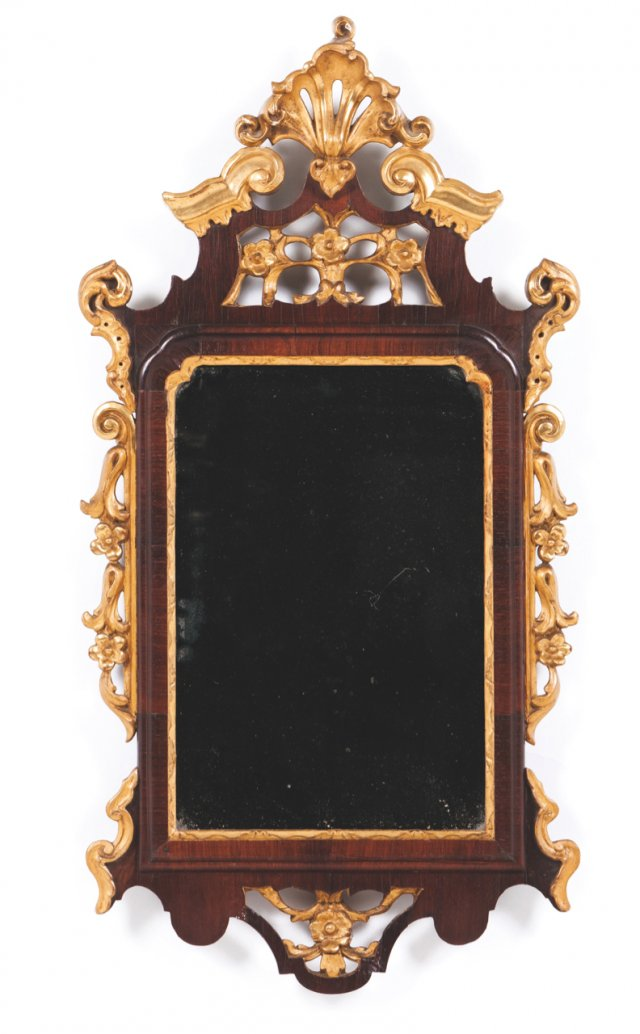 A mirror in the D.José style