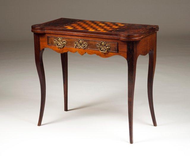A D.José(1750-1777)/D.Maria (1777-1816) card table