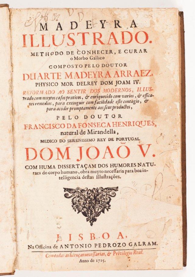 ARRAIS, Duarte Madeira, -1652