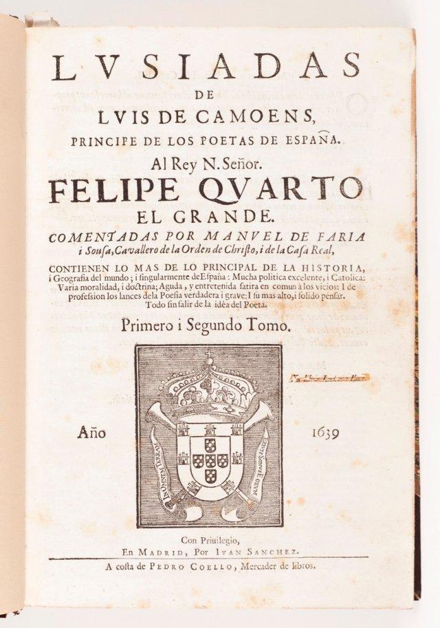 CAMÕES, Luís de, 1524-1580