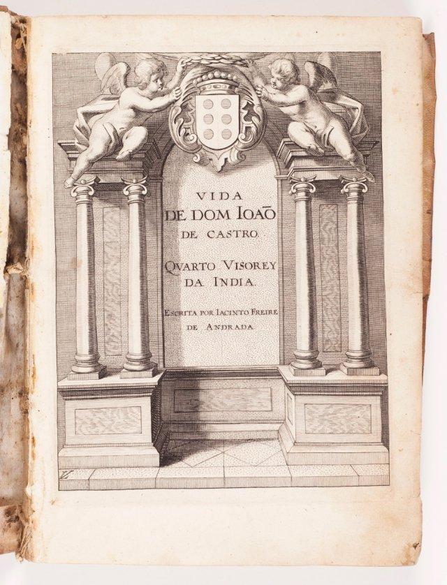 ANDRADE, Jacinto Freire de, (1597-1657)