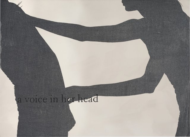 A Voice in Her Head, 2003