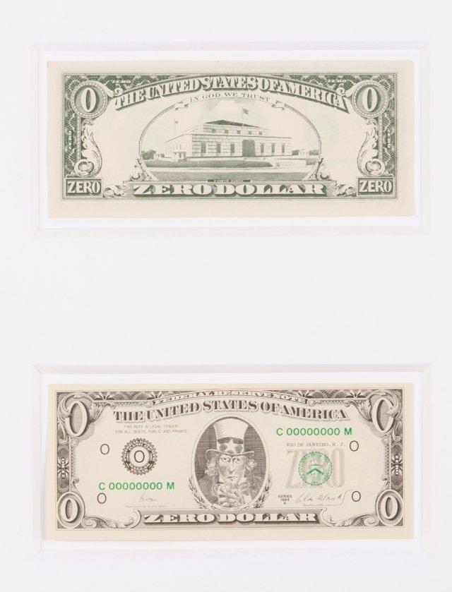 """""""Zero Dollar"""""""
