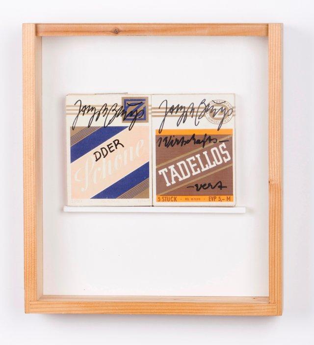 """""""Tadellos-DDER Schöne (Wirtschaftswert)"""", 1977-84"""