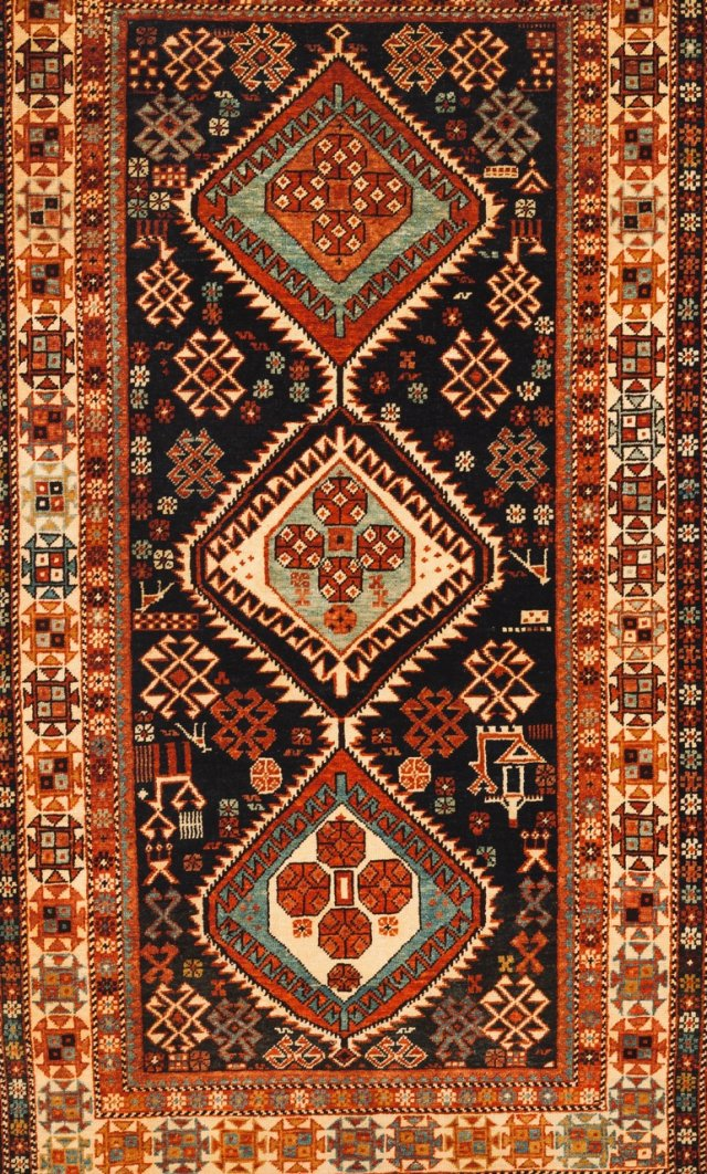 A Shirwan design carpet