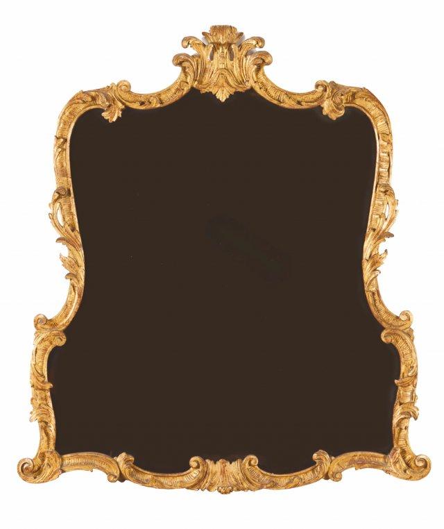 Espelho estilo Luis XV