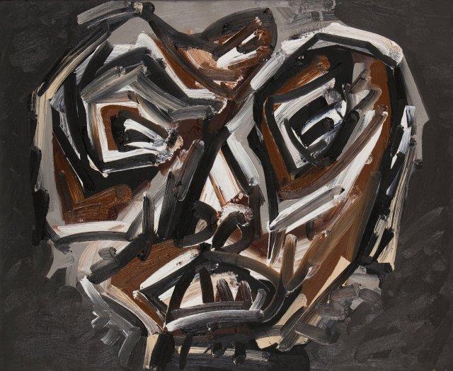 """Autoportrait n.º 3"""", 1989"""