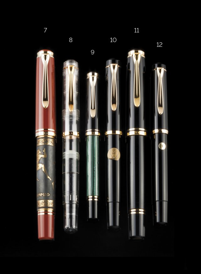 Pelikan Genesis of the Olympiad