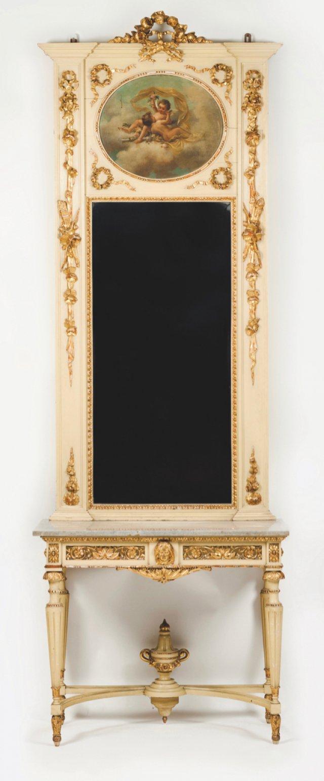 Credência estilo Luís XVI