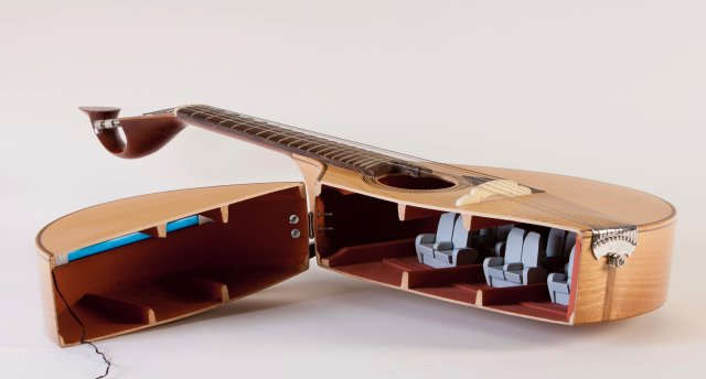 """Guitarra"", 2004"