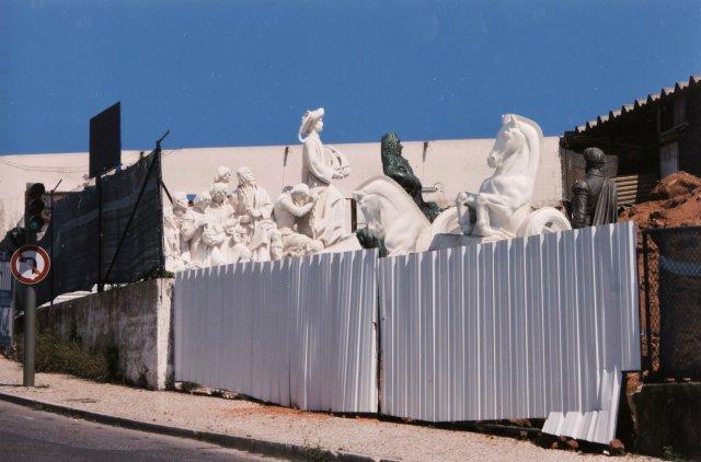 """""""Estudos com escultura pública #7"""", 2010"""