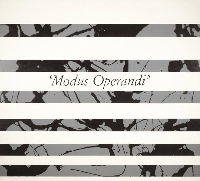 """Modus Operandi"""