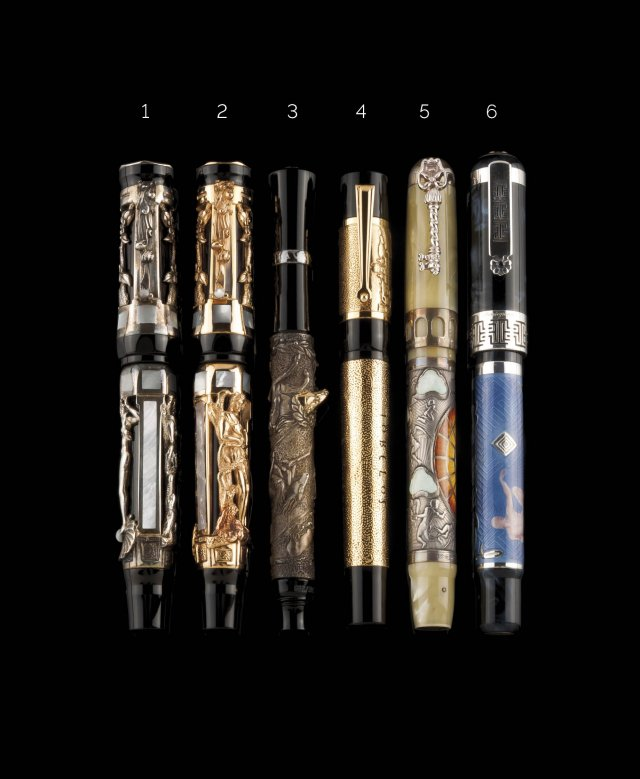 Montegrappa Science & Nature