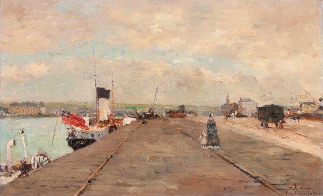"""""""Le port à Boulogne-sur-Mer"""""""