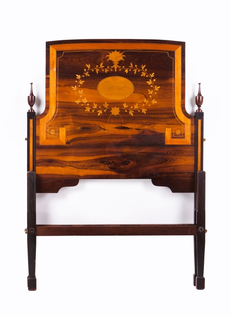 [Auction 70] Lot 49 – A D. Maria (1777-1816) bed