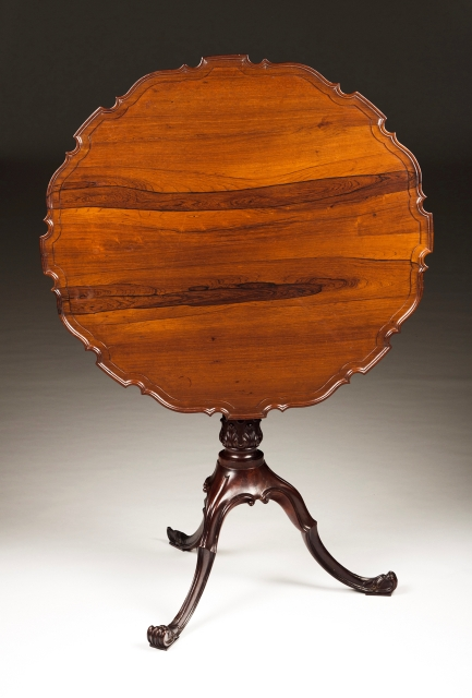 [Auction 70] Lot 57 – A D. José (1750-1777) tripod table