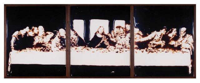 """""""Milão (última Ceia)"""", 1998"""
