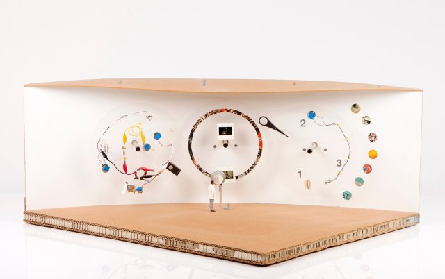 "[Auction 71] Lot 32 – Maqueta da Fundação Champalimaud (esc. 1:25)"", 2010"