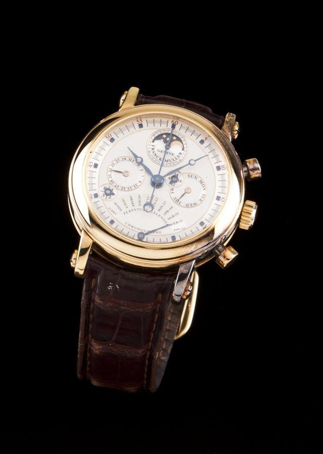 0582d3fb290 Leilão 80 - Relógios - VERITAS Art Auctioneers