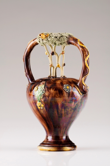 [Auction 72] Lot 16 – A small traditional ewer, possibly Mafra
