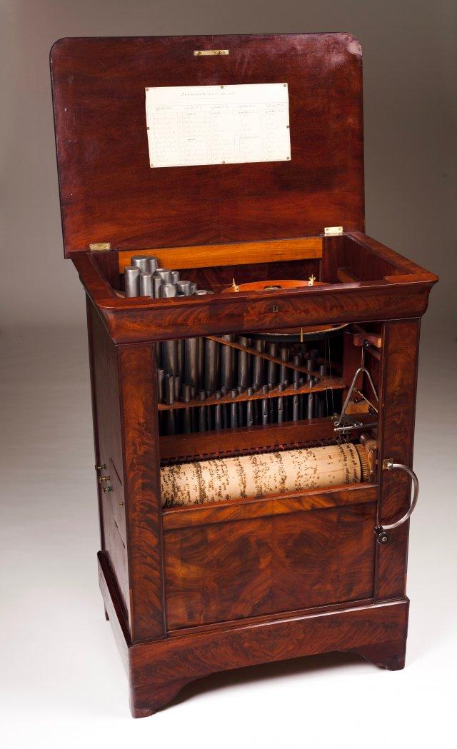 Órgão de Salão