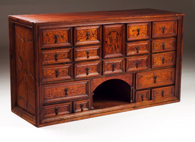 A Renaissance cabinet
