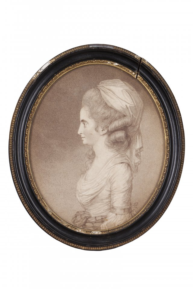 A Lady's portrait