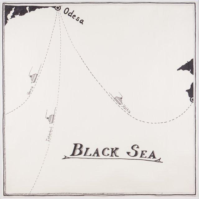"""""""Black Sea/Odessa"""""""