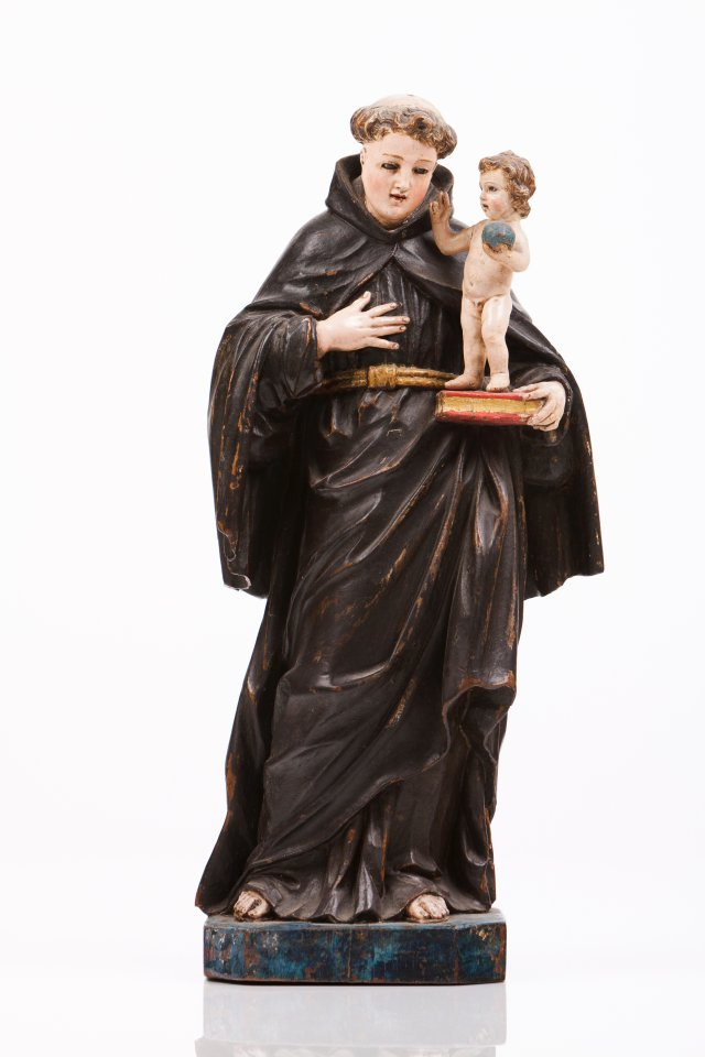 Saint Anthony with the Child