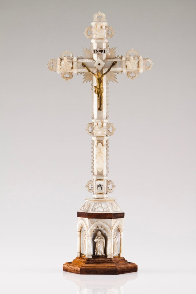 A Holy land cross