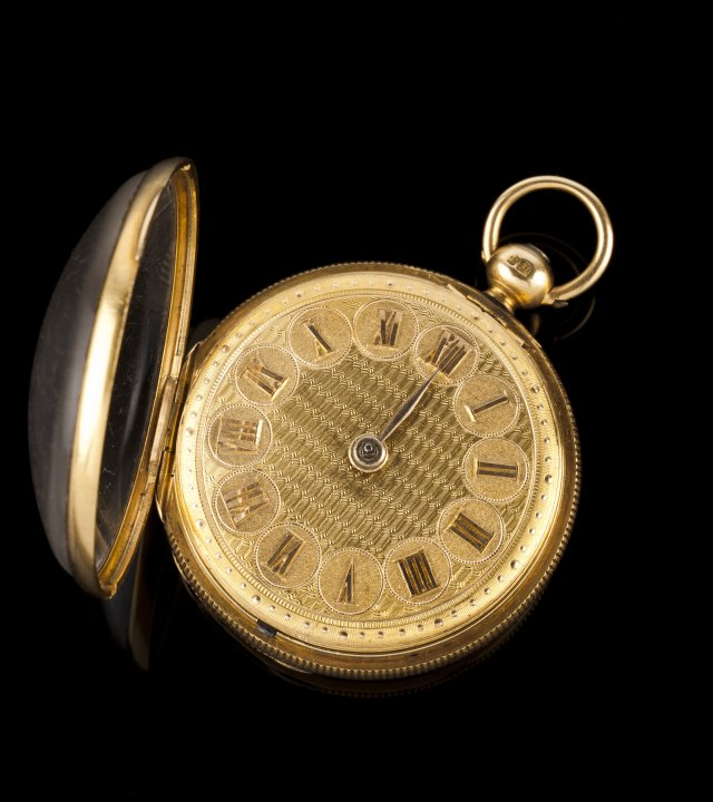 An English Pocket Watch