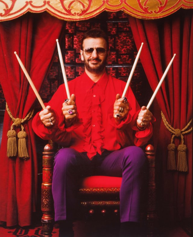 """Ringo Starr, Los Angeles 1992"""