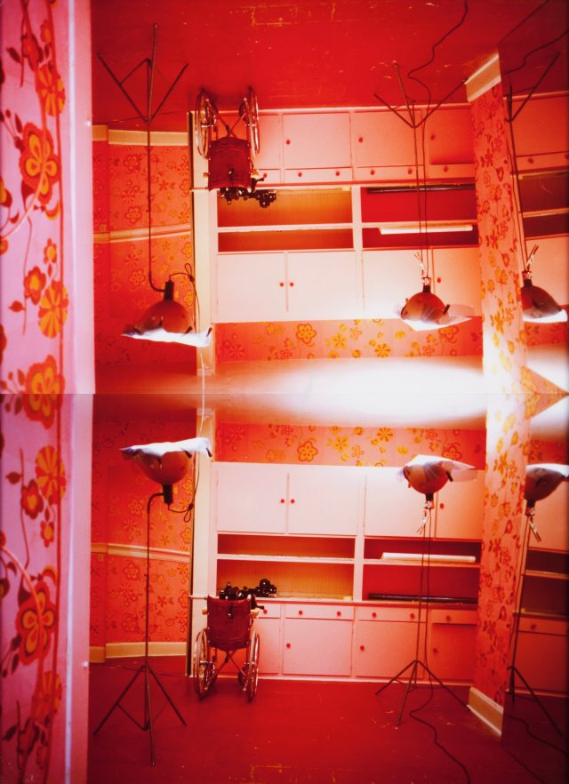 Untitled (Pink Room #5), 2001
