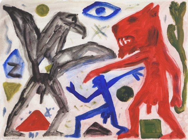 """""""Vorwurf"""", 2002"""