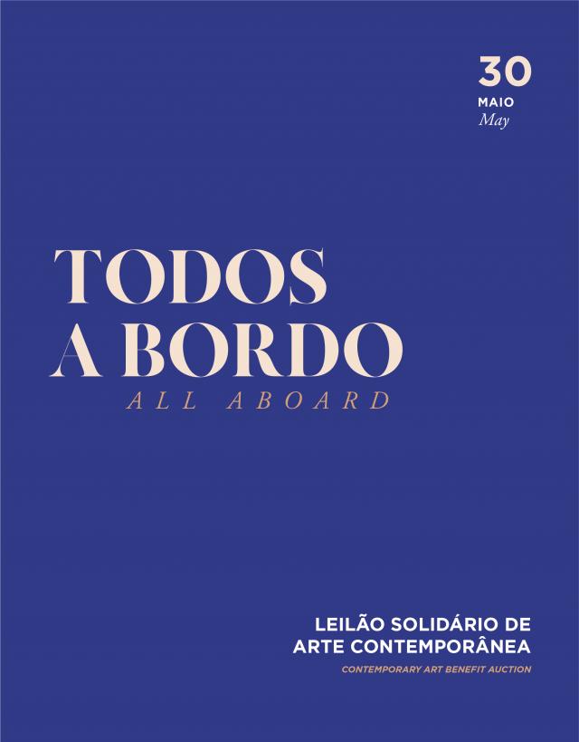 Leilão Solidário de Arte Contemporânea