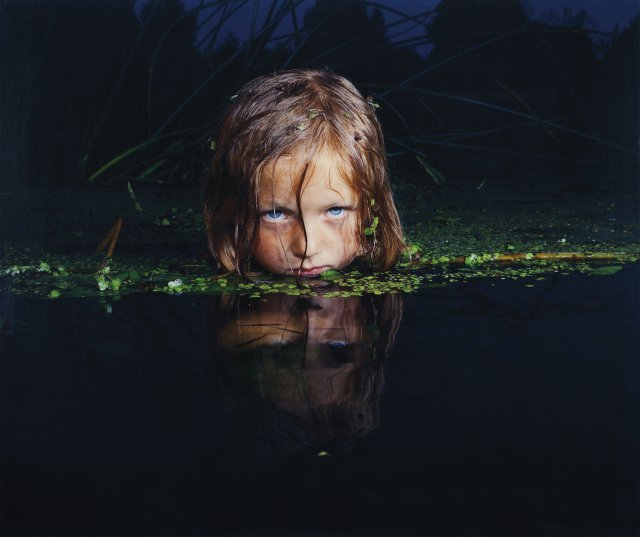 """Girl in the Swamp"""