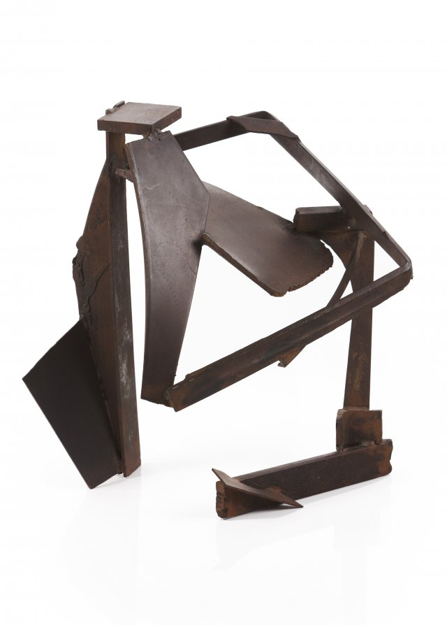 """Table Piece Z - 35"", 1980/81"