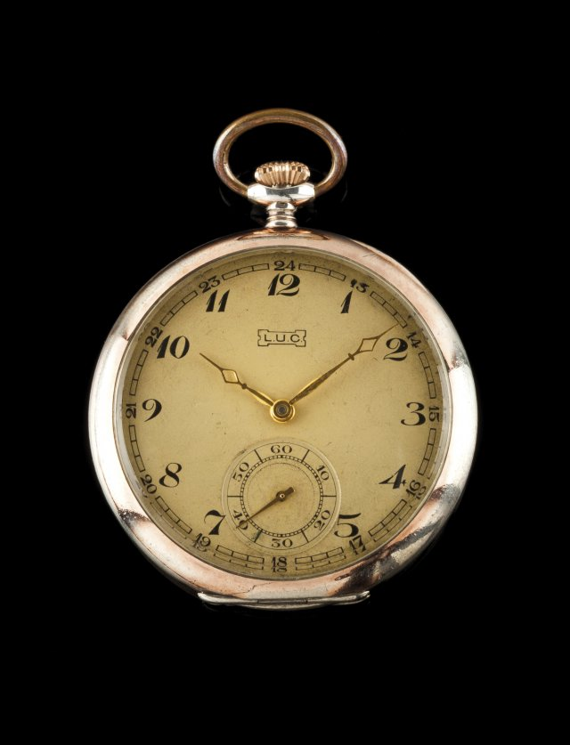 Chopard pocket watch