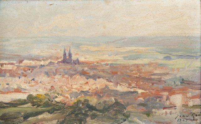 Vista de Clermont-Ferrant