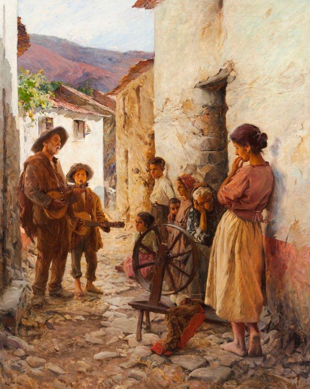 """Cantigas d'Amor"", 1929"