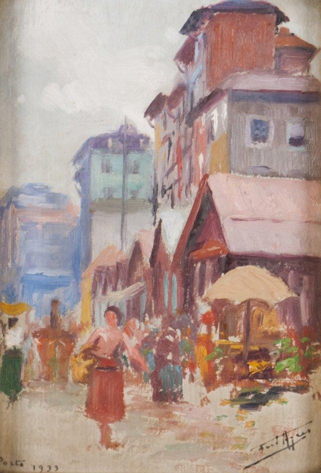 """Mercado do Porto"""