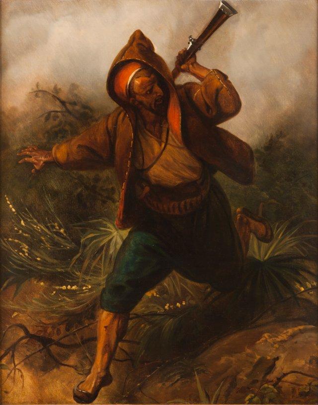 Argelino correndo