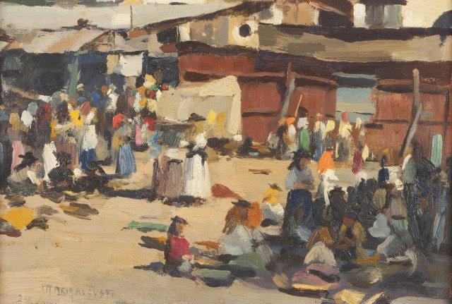 Varinas, Mercado da Ribeira