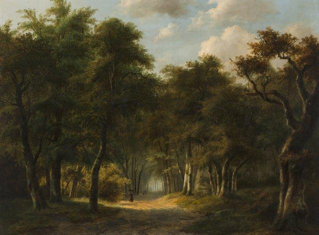 """""""A woodland path"""""""
