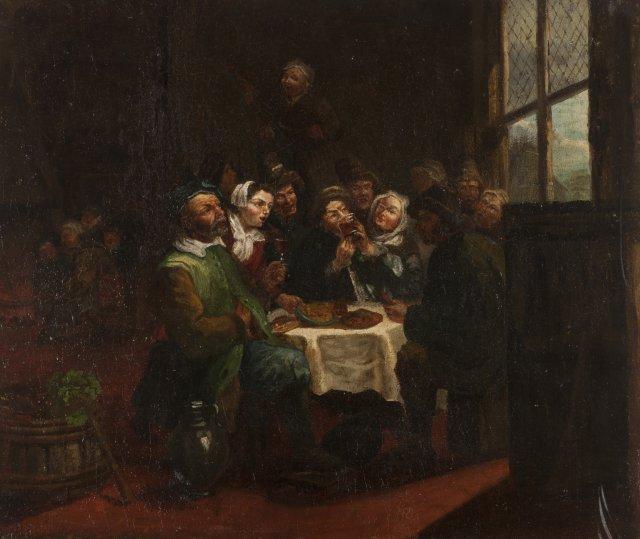 Escola Holandesa, séc. XIX