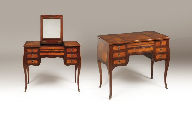 A D.José style dressing table