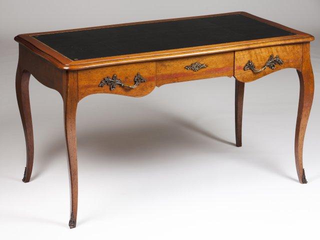 A Louis XV style writing desk